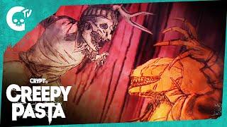 LOOK-SEE vs. MORDEO Creepypasta feat. MrBlackpasta   Scary Creepypasta Story   Crypt TV