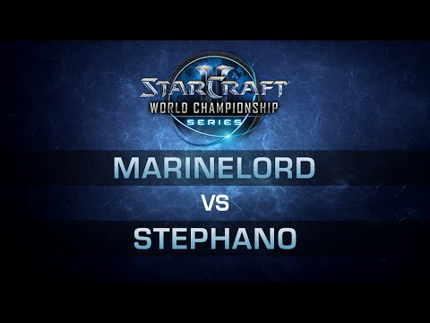 SC2 - Marinelord vs Stephano [ZvP] - RO16 - Bo5 - DreamHack