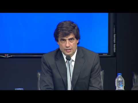 Conferencia De Prensa Hernán Lacunza Y Rodrigo Pena