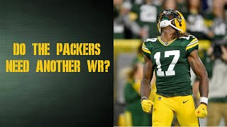 Do the Packers Actually Need Another WR?