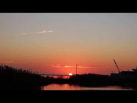 Sunrise Earth HD Ocean County Toms River NJ 39.99632°, -74.15080°