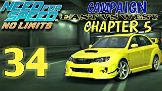 Need For Speed No Limits - Car Series : East Vs West - Chapter 5 | Episode 34