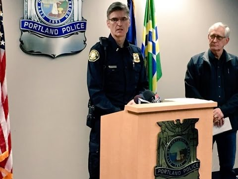 Portland Police Chief: 'We are Finished with the Protestors Criminal Activities'