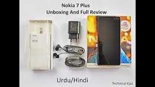 Nokia 7 Plus Unboxing And Full Review Urdu/Hindi