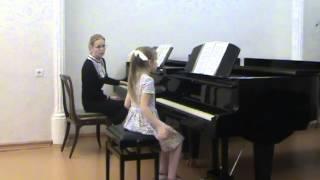 Гордыханова Анастасия Сергеевна. Работа над этюдами в младших классах ДШИ