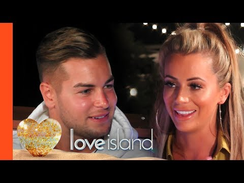 FIRST LOOK: Will Olivia and Chris Make It Official? | Love Island