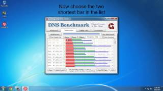 ☆How to make your internet faster using DNS Benchmark