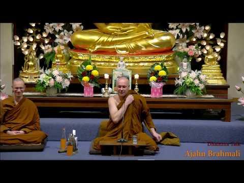 dhamma talk ajahn br|eng
