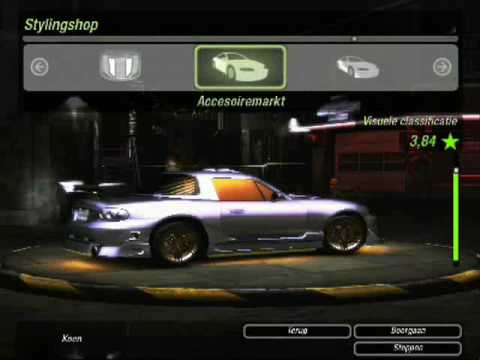 need for speed underground 2 mazda mx 5 tuning youtube. Black Bedroom Furniture Sets. Home Design Ideas