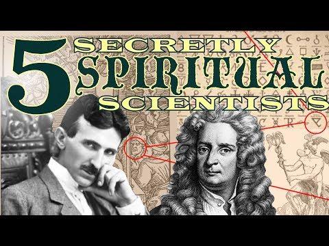 5 Secretly SPIRITUAL Scientists