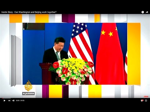 Inside Story - Can Washington and Beijing work together?