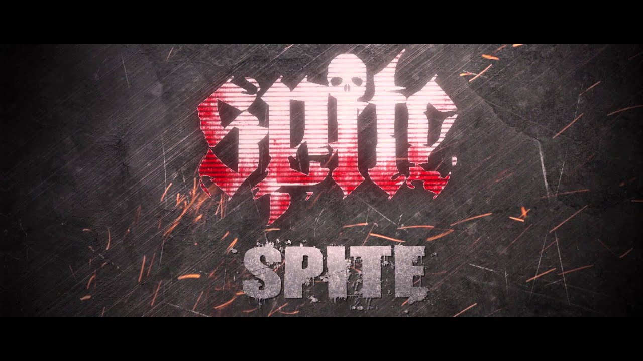 SPITE Death Sentence Lyric Video - YouTube