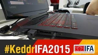 Lenovo IdeaPad Y700 - игровой ноутбук на IFA 2015 - Keddr.com