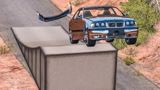 HIGH SPEED JUMPS #11 - BeamNG Drive Crashes