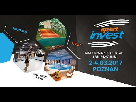 SPORT INVEST - Targi Branży Sportowej i Rekreacyjnej