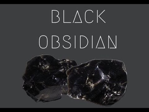 "Black Obsidian ""The Bodyguard of the Soul """