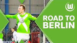 Arnold Gala & Bielefeld abgeschossen! | Der Weg zum DFB-Pokalsieg 2015 | VfL Wolfsburg