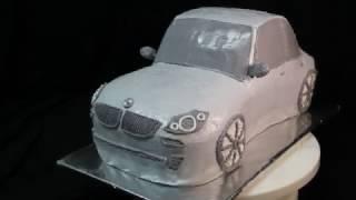 торт  машинка БМВ | торт на заказ