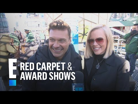 Ryan Seacrest & Jenny McCarthy Ready for Mariah Carey Again   E! Live from the Red Carpet