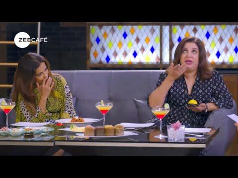 Café Shots | Under 5 with Farah Khan | Not Just Supper Stars