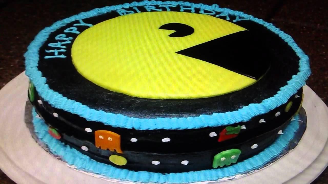 Happy Birthday Pac Man Youtube