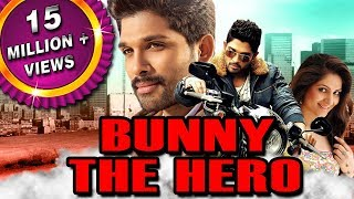 Bunny The Hero (Bunny) Telugu Hindi Dubbed Full Movie | Allu Arjun, Gowri Munjal, Prakash Raj