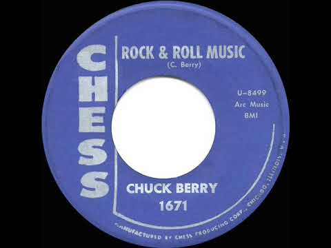 1957 HITS ARCHIVE: Rock & Roll Music - Chuck Berry