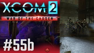 XCOM 2, War of The Chosen (PL) cz.55b - zabawa w kotka i myszkę.