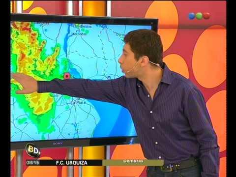 El Clima Hoy - Telefe Noticias