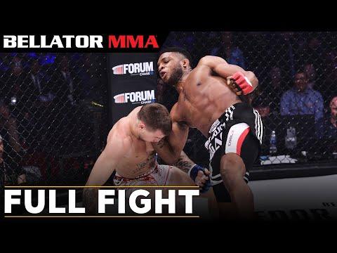 Bellator MMA: Paul Daley vs. Brennan Ward FULL FIGHT