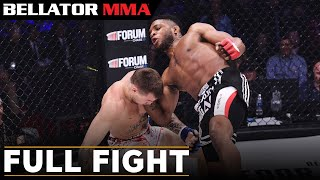 Bellator MMA: Paul Daley vs. Brennan Ward FULL FIGHT