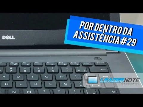 Dell i14-5458 Botão power emperrado - Por dentro da Assistência #29