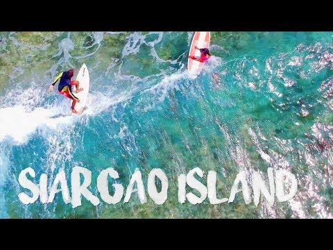 PHILIPPINES travel series - SIARGAO island | cloud 9 is surfers PARADISE