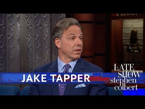 Jake Tapper: Lindsey Grahams Transformation As A Survival Tactic
