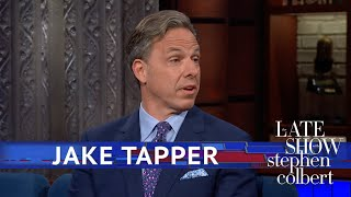 Jake Tapper: Lindsey Graham's Transformation As A Survival Tactic