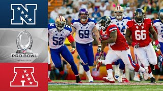 2012 Pro Bowl NFC vs AFC