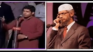 হিন্দু টিচারের কড়া সমলোচনা,মুসলিমরা জিহ্বার স্বাদ বদলানোর জন্য পশুপাখি হত্যা করে !! By dr zakir naik