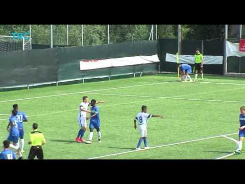 INTER vs SASSUOLO Qualificazioni Gruppo C - We Love Football 2017