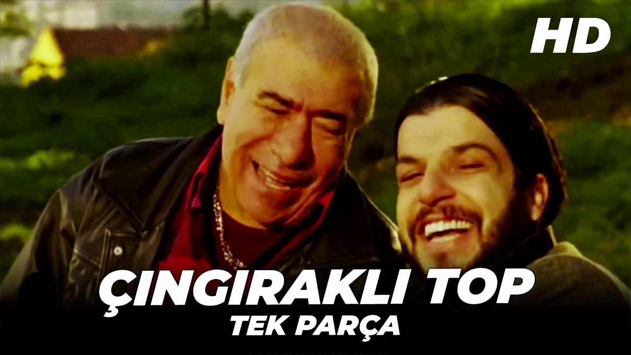Çıngıraklı Top   Türk Komedi-Dram Filmi   Full İzle