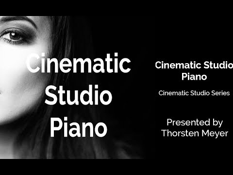 Cinematic Studio Piano compared with other pianos