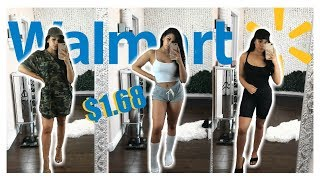BALLING ON A BUDGET | WALMART CLOTHING TRY-ON HAUL