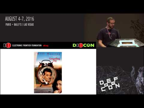 DEF CON 24 - Nate Cardozo - Crypto State of the Law