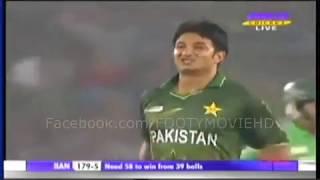 pakistan vs bangladesh asia cup 2012 highlights part 2