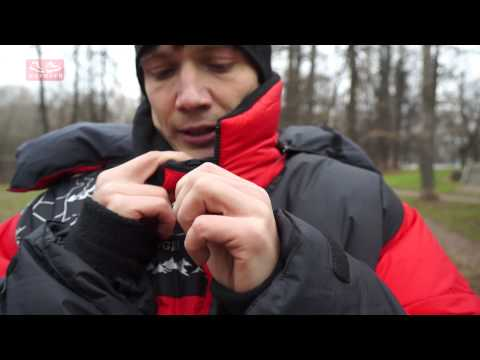 видео: Экстремальный пуховик Хант-тенгри vs Аляска bask
