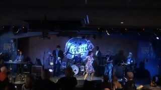 Liz Mandeville's Chicago Blues Hall of Fame performance