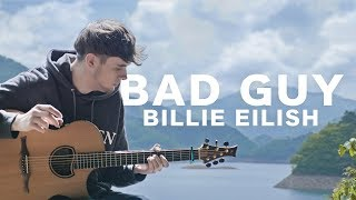 Gambar cover Billie Eilish - bad guy - Fingerstyle Guitar Cover