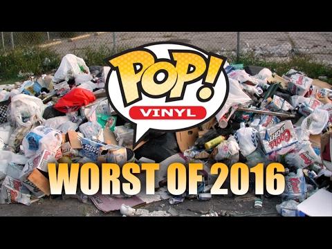Worst 5 Funko POPS! of 2016