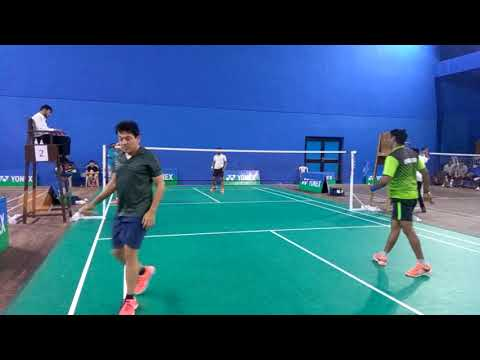 Mumbai suburban District Badminton Championships 2018, GSC