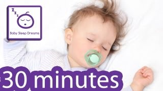 Baby Sleep Music 30 Minutes - Lullaby Music for Babies to Sleep IT WORKS!