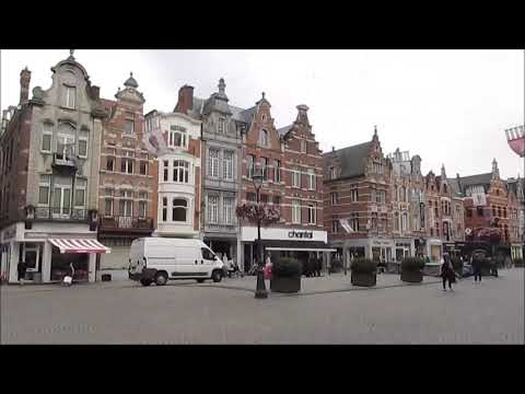 Mechelen, A Historic City In Flanders, Belgium